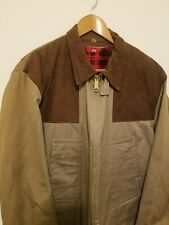 Vintage Ted Williams Sears Lined Hunting Jacket
