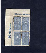 Briefmarken mit Echtheitsgarantie aus dem deutschen Reich (1919-1923)
