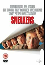 Sneakers - Sealed NEW DVD - Robert Redford