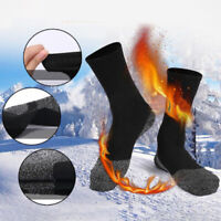 Men Long Ski Snow Socks Thermal Winter Warm Motorcycle Sports Boot Work Socks