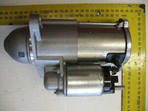 Genuine JCB 8014 12v starter motor Perkins engine 100-400 series only £185+vat