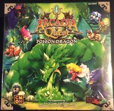 Arcadia Quest Inferno Poison Dragon Kickstarter Exclusive
