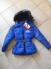 Veste ski  fille Northland bleue neuve avec étiquettes taille 5 ans