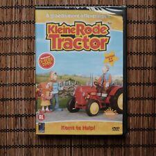KLEINE RODE TRACTOR - 6 GLOEDNIEUWE AFLEVERINGEN