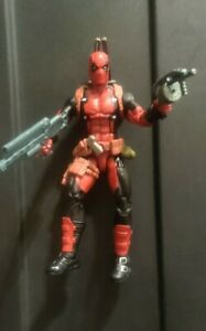 Toy Doll Model Gift Play Arts Kai Deadpool Super Hero Action Figure Collection