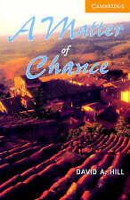 A Matter of Chance Level 4 Intermediate Book with Audio CDs (2) Pack-ExLibrary