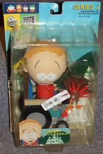 2004 Comedy Central Southpark Timmy With Gobbles Figure New In The Package