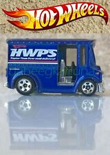 Hot Wheels - Blue Bread Box - Hwps - Die Cast - Approx Scale 1:64