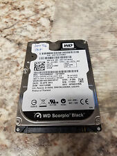 Western Digital 320GB HARD DRIVE P/N 0J1CM4 WD3200BEKT TESTED