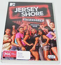 JERSEY SHORE  Uncensored - Season  One ---(Dvd 3 Disc Set)