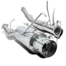 For 1989-1994 240SX S13 N1Catback Muffler Exhaust System