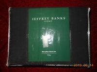 JEFFREY BANKS MICROFIBER KING SHEET SET