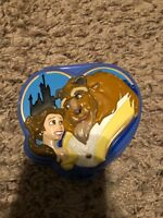 Vintage Polly Pocket Bluebird Beauty and the Beast Disney Belle Compact 1995