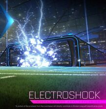 Rocket LEAGUE Elettroshock Obiettivo ESPLOSIONE PS4