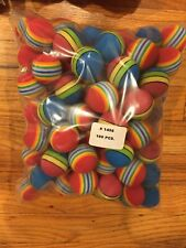 "Votoys Xpet 1.5 "" Regenbogen Mehrfarbig Bälle 100 Packung Katze Baskets. Sich"