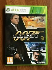 007 LEGENDS (XBOX 360) (CLEANED/TESTED/WORKS)