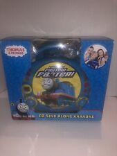 Thomas & Friends Cd Sing Along Karaoke Fun For The Whole Family. Sakar Brand New