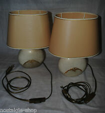 70er 80er Pair Designer Night Table Lamp Le Dauphin Table Lamp France Lamp