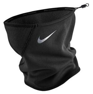 Nike Therma Spear ADJSTBLE Neck Warmer Black OSFM Face Mask Beanie AC4178-063