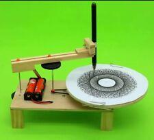 Motorisierter Schreibautomat Zeichenmaschine Kinder basteln Bausatz bauen bauset