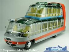 CITROEN U55 CITYRAMA CURRUS MODEL BUS 1:43 SCALE IXO PARIS FRANCE 50'S K8