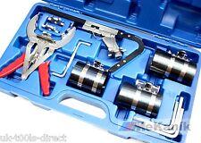 Anillo De Pistón Servicio Herramienta Set Kit para la limpieza y servicio de anillos de pistón