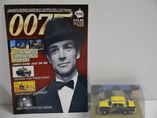 Nr. 115 James Bond 007 Collection - Austin A55 Cambridge Mark II 1:43 + Heft