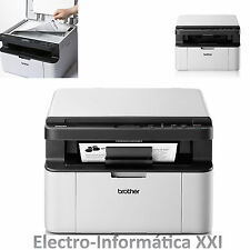 Multifuncion Laser Brother Monocromo DCP-1610W Escaner Impresora WIFI