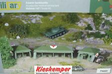 746021 Herpa Military Kit sanitätszelte BARRACKS German Military 1:87
