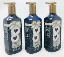3 Bath & Body Works Mixed Berry Tart Deep Cleansing Hand Soap 8 fl oz