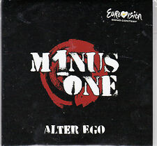 CD CARDSLEEVE 1 TITRE CHYPRE Eurovision 2016 Cyprus Minus One ALTER EGO  2017