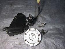 05 06 Honda CBR 600RR 600 RR Lock Set Iginition Tank Passenger Seat