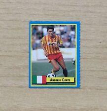 TOP MICRO CARDS 1989 - VALLARDI - CONTE - ITALIA / LECCE - MICRO CARDS