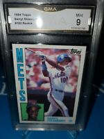 GMA 9 MINT~Strawberry 🍓1984 Topps Rookie ORIGINAL Classic METS 86 CHAMP🍎⚾️🔥🍓