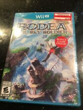 Rodea the Sky Soldier Twin Pack for Nintendo Wii U New Sealed