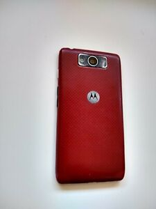 Motorola Droid MAXX - 16GB - Red (Verizon) Smartphone