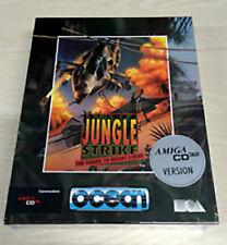Jungle Strike Commodore Amiga CD32 Boxed New Sealed