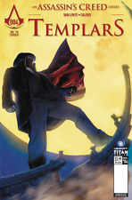 Assassins Creed Templars #4 Cover B Comic Book 2016 - Titan