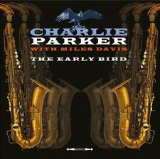 Charlie Parker & Miles Davis - The Early Bird (180g Vinyl LP) NEW/SEALED