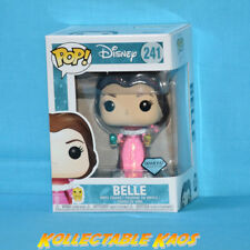 Beauty and The Beast - Belle With Birds Diamond Glitter Pop Vinyl Figure