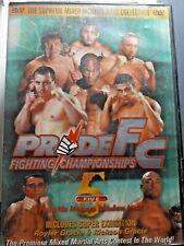 PRIDE FC 5 Fighting Championship Nagoya Rainbow Hall Mixed Martial Arts DVD