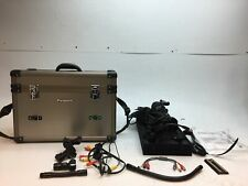 Panasonic Pro Ag-Dvc30 3-Ccd MiniDv Camcorder w/ Many Accessories - No Battery