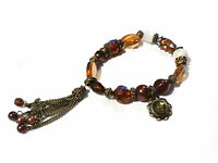 Bijou bracelet perles breloque bangle