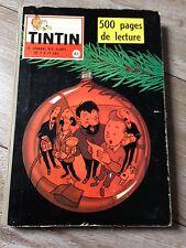 recueil reliure journal tintin France 42 (1959) couv Hergé + chèques tintin