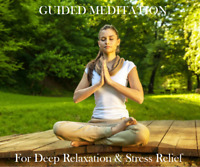 Guided Meditation CD for the Relief of Stress & Anxiety - CD1
