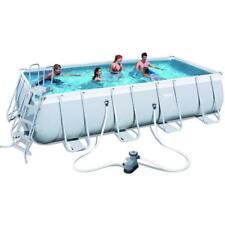 Pool Bestway Power Steel 56465 Rectangular 549X274 Cm