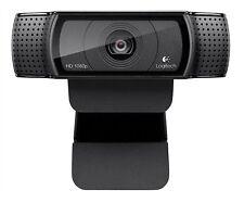 Logitech C922 Computer Webcams