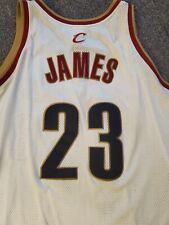 LeBron James Authentic Cleveland Cavaliers Jersey