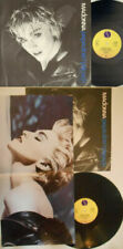 Madonna 45 RPM Speed Vinyl Records 1986 Release Year