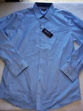 Galaxy By Harvic Men's Button Up Dress Shirt L (I)